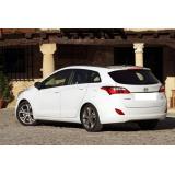 Hak Hyundai i30 KOMBI 2012-