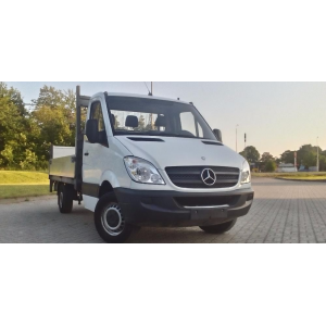 Hak Mercedes SPRINTER SKRZYNIOWY, 5T PODWÓJNE KOŁA 2006-