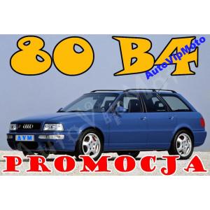 AUDI 80 B4 SEDAN / KOMBI / QUATTRO 1991-1995