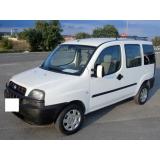 Hak Fiat DOBLO 01-11/09 F/003