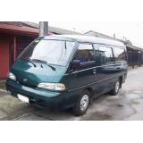 Hak Hyundai H-100 furgon 93- J/003