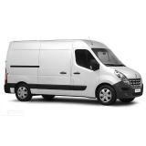 Hak Renault MASTER furgon, skrzynia 98-03/10 R/009