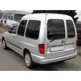 Hak Volkswagen CADDY 11/95-03 S/006