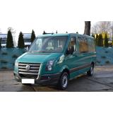 Hak Volkswagen CRAFTER 3665/4350 furgon 06- M/021