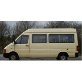Hak Volkswagen LT 28-35 3,55 m, 4,025 m 95-06 M/007