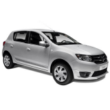 Hak Dacia SANDERO HATCHBACK / KOMBI 2013-