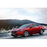 Hak Mazda 6 SEDAN 2013-