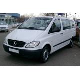 Hak Mercedes VITO bez czujników cofania 2003-
