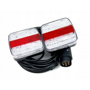 ZESTAW LAMP GOTOWY DO PRZYCZEP Y LED Y DIODOWY