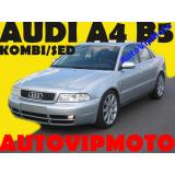 AUDI A4 SEDAN / QUATTRO 1994-10/2000