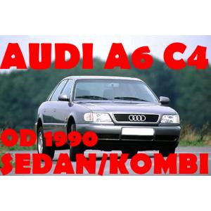 AUDI 100 C4 AVANT COMBI / SEDAN 1990-1994