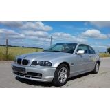 Hak BMW SERIA 3 E 46 4D Coupe 04/98-05 B/007