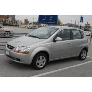 Hak Chevrolet AVEO htb. 06- CH/006