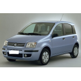 Hak Fiat PANDA 2WD 03- F/022