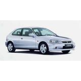Hak Honda CIVIC 3d 92-00 H/014