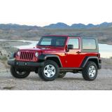 Hak Jeep WRANGLER 04/07- J/028
