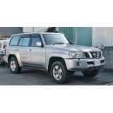 Hak Nissan PATROL 04- N/023