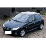 Hak Peugeot 206 98-03/03 P/003