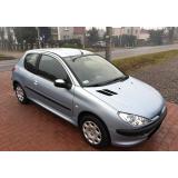 Hak Peugeot 206 + 04/03- P/023