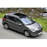 Hak Peugeot 207 SW 07- P/034