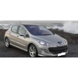 Hak Peugeot 308 htb. 07- P/021