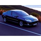 Hak Peugeot 407 4 d 04- P/032