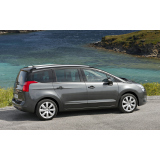 Hak Peugeot 5008 10/09- P/037