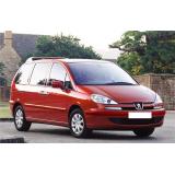 Hak Peugeot 807 02- F/020
