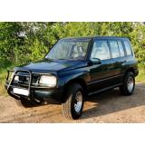 Hak Suzuki VITARA 5d (distance mounting points 820) 95-04 V/028