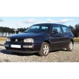 Hak Volkswagen GOLF III 11/91-03/98 W/004